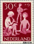 Nederland NL 783  1962 Kinderactiviteiten 30+9 cent  Gestempeld