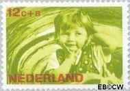 Nederland NL 871  1966 Levensstadia kind 12+8 cent  Gestempeld