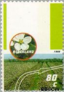 Nederland NL 1749  1998 Vier jaargetijden 80 cent  Gestempeld