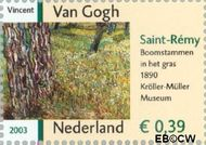 Nederland NL 2148  2003 Vincent van Gogh 39 cent  Gestempeld