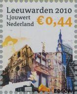 Nederland NL 2718A  2010 Mooi Nederland- Leeuwarden 44 cent  Gestempeld