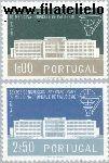 POR 868#869 Postfris 1958 Tropenziekten en medicijnen- congres