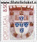 POR 1539# Postfris 1981 Tegels