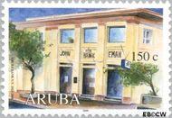 Aruba AR 249  2000 Gebouwen 150 cent  Gestempeld
