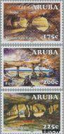Aruba AR 420#422  2009 Grotten  cent  Postfris