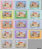 Aruba AR 454#467  2010 Frankeer  cent  Postfris