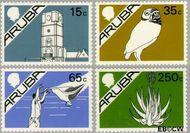 Aruba AR 9#12  1986 Beatrix  cent  Postfris