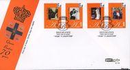 Aruba AR E135  2008 Koningin Beatrix  cent  FDC zonder adres