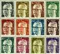 Berlin ber 359#370  1970 Heinemann, Dr. Gustav  Postfris