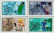 Berlin ber 754#757  1986 Handwerkers  Postfris