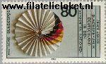 Bundesrepublik BRD 1185#  1983 U.N.O.  Postfris