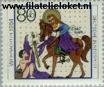 Bundesrepublik BRD 1233#  1984 Kerstmis  Postfris