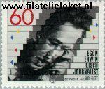 Bundesrepublik BRD 1247#  1985 Kisch, Egon Erwin  Postfris