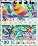 Bundesrepublik BRD 1310#1311  1987 Sporthulp  Postfris