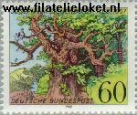 Bundesrepublik BRD 1356#  1988 Eichendorff, Joseph von  Postfris