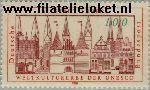 Bundesrepublik BRD 1447#  1990 Lübeck- culturele erfenis  Postfris