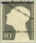 Bundesrepublik BRD 165#  1953 Krijgsgevangenen  Postfris