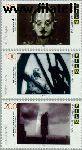 Bundesrepublik BRD 1815#1817  1995 Duitse film  Postfris