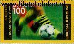 Bundesrepublik BRD 1833#  1995 Voetbalkampioen- Borrussia Dortmund  Postfris