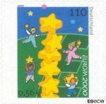 Bundesrepublik BRD 2114#  2000 C.E.P.T.- Kinderen  Postfris