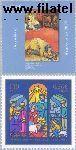 Bundesrepublik BRD 2151#2152  2000 Bijbelse voorstellingen  Postfris