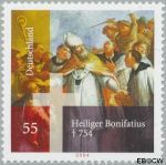 Bundesrepublik brd 2401#  2004 Bonifatius, St.  Postfris