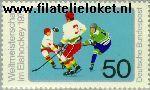 Bundesrepublik BRD 835#  1975 WK IJshockey  Postfris