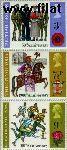 Groot-Brittannië grb 580#582  1971 Jubilea    Postfris