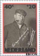 Nederland NL 1048  1974 Cultuur 40+20 cent  Gestempeld