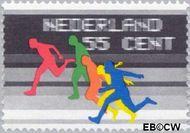 Nederland NL 1093  1976 K.N.A.U.  55 cent  Gestempeld
