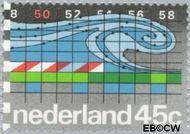 Nederland NL 1144  1977 Waterloopkundig Lab. Delft 45 cent  Gestempeld