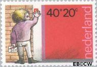 Nederland NL 1167  1978 Leren 40+20 cent  Gestempeld