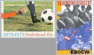 Nederland NL 1182#1183  1979 Jubilea   cent  Gestempeld