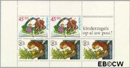 Nederland NL 1214  1980 Kind en boeken  cent  Gestempeld