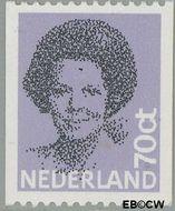 Nederland NL 1238a  1982 Koningin Beatrix- Type 'Struycken' 70 cent  Postfris
