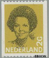 Nederland NL 1245a  1982 Koningin Beatrix- Type 'Struycken' 200 cent  Gestempeld