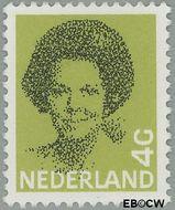 Nederland NL 1248  1982 Koningin Beatrix- Type 'Struycken' 400 cent  Gestempeld