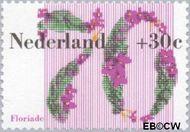 Nederland NL 1265  1982 Floriade 70+30 cent  Gestempeld