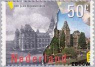 Nederland NL 1335  1985 Rijksmuseum 50 cent  Gestempeld