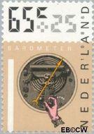 Nederland NL 1350  1986 Meetinstrumenten 65+25 cent  Gestempeld
