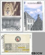Nederland NL 1355#1357  1986 Utrecht  cent  Postfris