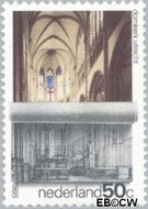 Nederland NL 1355  1986 Utrecht 50 cent  Gestempeld