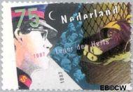 Nederland NL 1369  1987 Leger des Heils 75 cent  Gestempeld