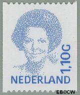 Nederland NL 1492a  2000 Koningin Beatrix- Type 'Inversie' 110 cent  Gestempeld