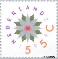 Nederland NL 1542  1992 Gereduceerd tarief 55 cent  Postfris