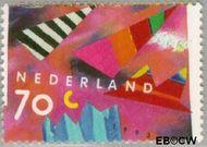 Nederland NL 1546  1993 Wenszegels 70 cent  Gestempeld