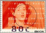 Nederland NL 1561  1993 Radio Oranje 80 cent  Gestempeld