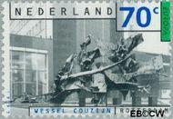 Nederland NL 1565  1993 C.E.P.T.- Hedendaagse kunst 70 cent  Gestempeld