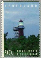 Nederland NL 1622  1994 Vuurtorens 90 cent  Postfris