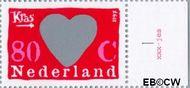Nederland NL 1709f  1997 Kraszegels 80 cent  Postfris